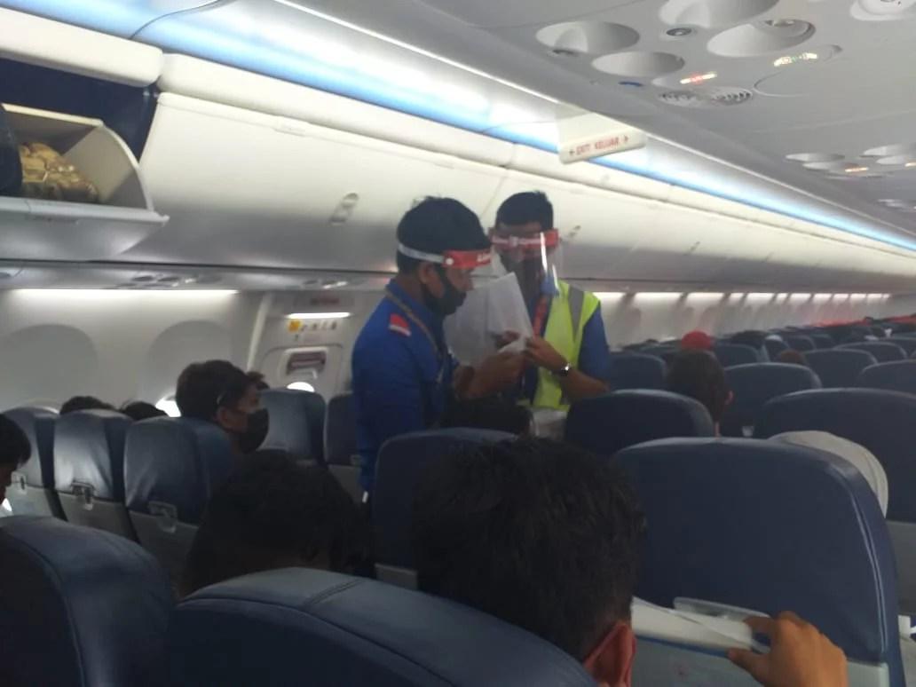 Melanggar Protocol Kesehatan, Ketua Umum Kapten dan Gugus Tugas Pemuda Anshor ini Tuntut Berhentikan Lion Air dari Semua Rute