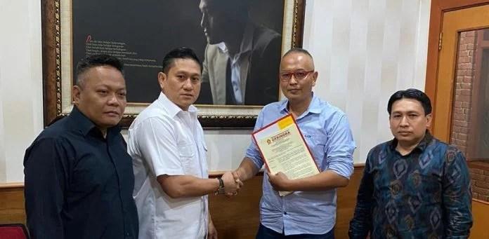 BN Holid Dapuk Ketua DPRD Kabupaten Bekasi