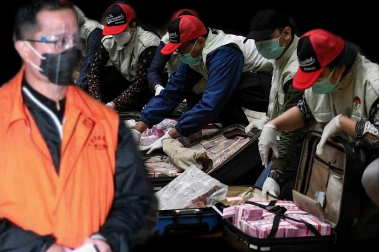 KPK Dalami Dugaan Aliran Dana Korupsi Bansos C-19 ke Parpol