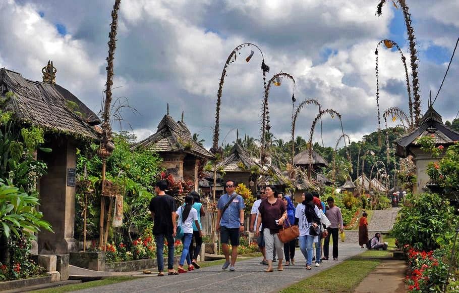 Dampak Pandemi Corona, Pariwisata di Bali Merugi Rp10 Triliun per Bulan