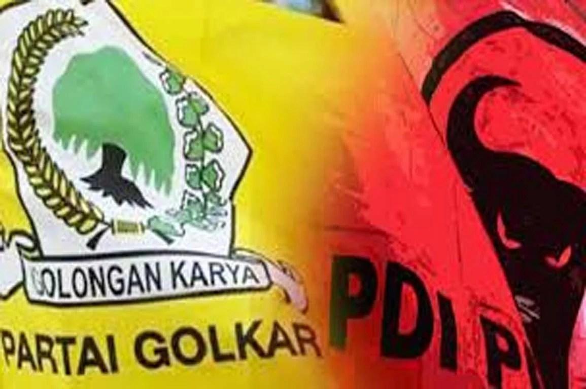 Survei IDM: PDIP dan Golkar Dua Besar Dipilih Responden