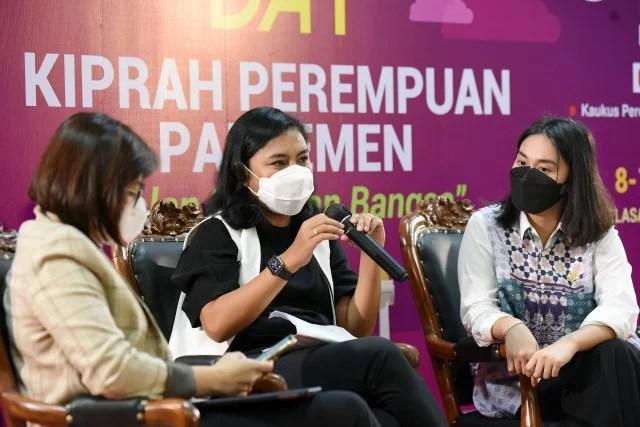 Kesetaraan Gender dalam Teknologi Jadi Perhatian Kaukus Perempuan Parlemen