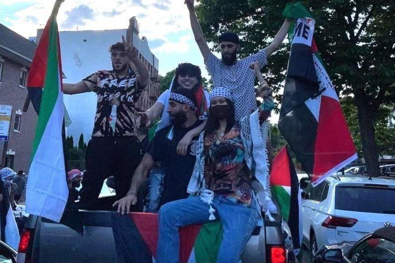 Ikut Turun Jalan Dukung Palestina, Supermodel Bella Hadid Buat Israel Geram