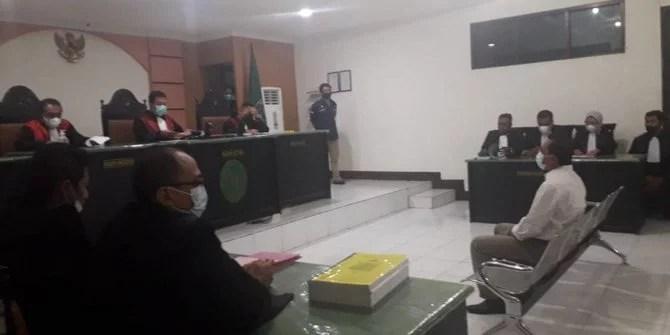 Wakil Walikota Bima Didakwa Langgar UU Lingkungan Hidup