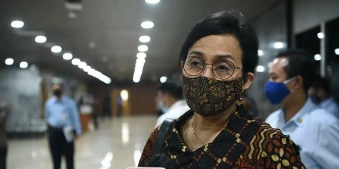 Sri Mulyani Bayar Insentif Nakes Rp2,9 Triliun Hingga 9 Juli 2021