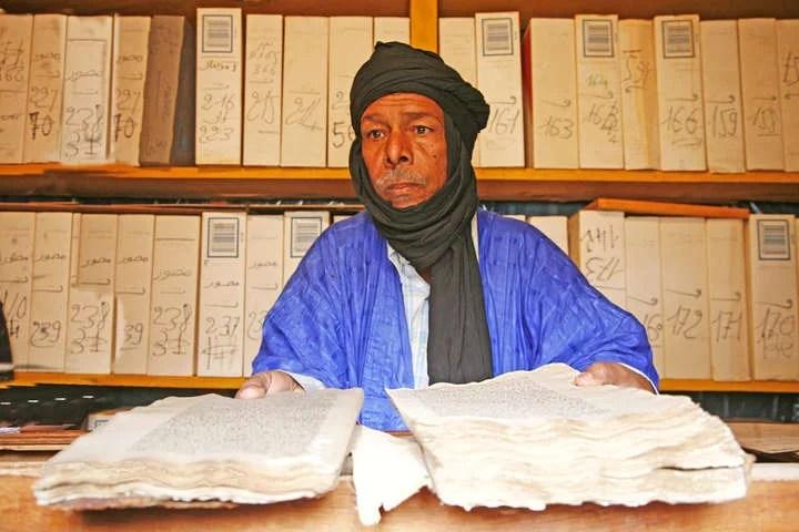 Chinguetti, Perpustakaan Kuno di Gurun Sahara Mauritania yang Jadi Saksi Peradaban Islam
