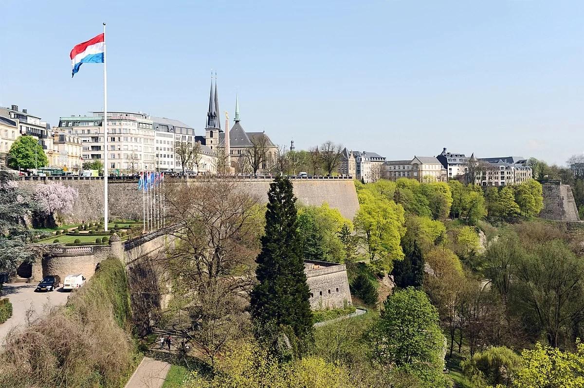 Luksemburg Jadi Negara Paling Kaya di Dunia Tahun 2021, AS-China Lewat