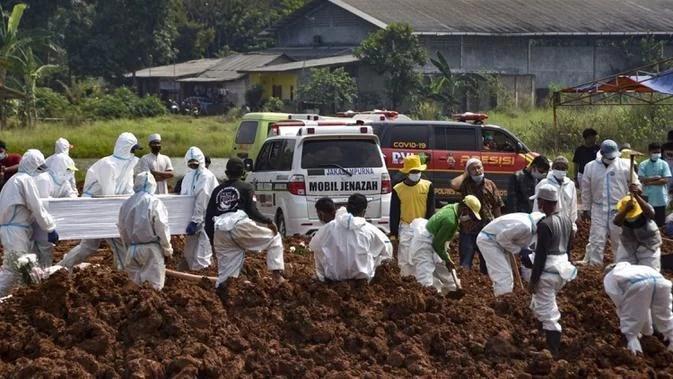 Survei Bloomberg: Indonesia Negara dengan Ketahanan COVID-19 Terburuk di Dunia