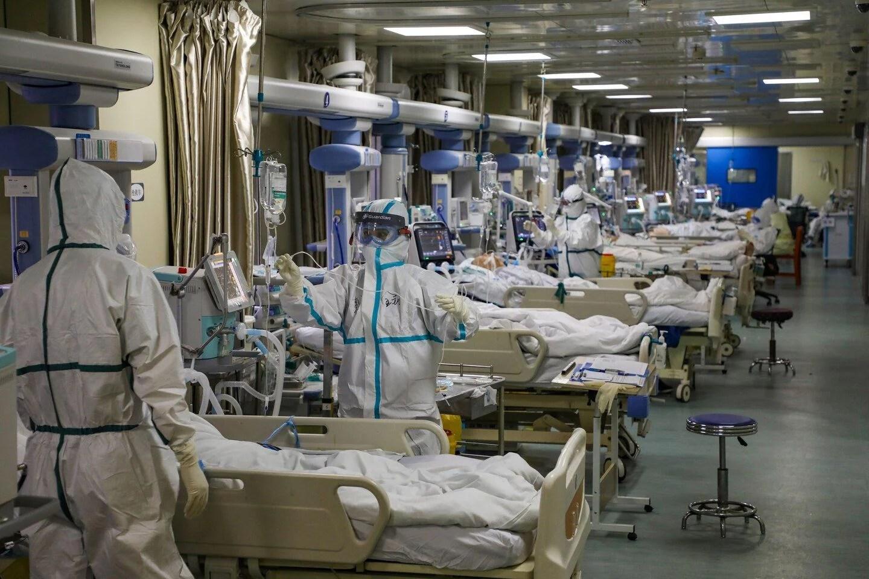 Paman Sam Kewalahan Atasi Varian Delta, Rumah Sakit Hampir Penuh