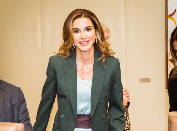 5 Pelajaran Berharga dari Ratu Rania Al Abdullah tentang Kehidupan