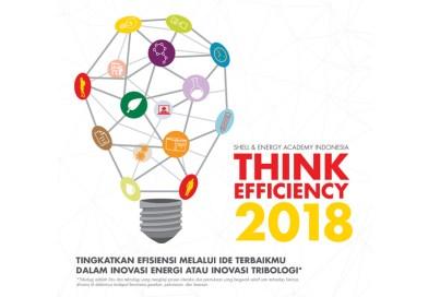 "6 Inovator Terbaik Lolos Diajang ""Think Efficiency 2018"""