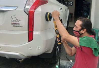 'Resep Khusus' Callys Car Beauty Manjakan Penampilan Body Kendaraan
