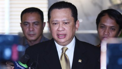 Photo of Tiba-tiba Saja Ketua MPR Bambang Soesatyo Terbangun