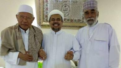 Photo of Ulama Betawi ajak Umat Islam Doakan HRS Bisa Hadir di Reuni 212