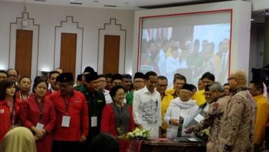 Photo of Jokowi-Ma'ruf Amin Daftar ke KPU, Berkas Lengkap