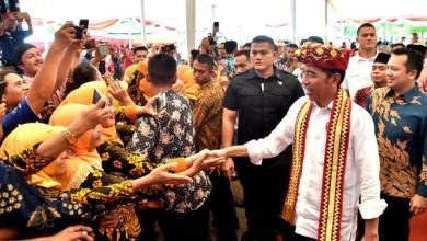 Photo of Masih Dituduh PKI, Jokowi: Mau Saya Tabok