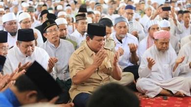 Photo of Prabowo Hadiri Silatnas Hidayatullah di Gunung Tembak