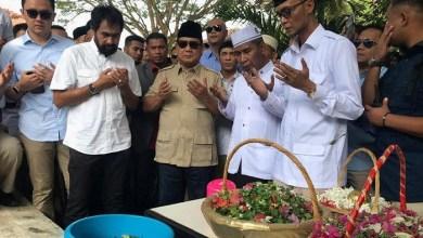 Photo of Kisah Prabowo-Muzakir: Dulu Ingin Saling Membunuh Sekarang Bersahabat