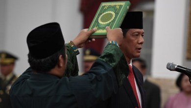 Photo of Angkat Doni Monardo sebagai Kepala BNPB, Ini Alasan Jokowi