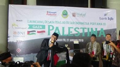 Photo of Aman Palestin Indonesia dan Wakaf Salman ITB akan Bangun Masjid di Gaza Senilai 20 Miliar