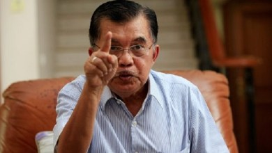 Photo of Kritik Istilah Berdamai dengan Corona, JK: Bisa Sakit dan Mati