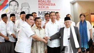 Photo of Masihkah TKN Hormat pada Kyai Ma'ruf Amin?