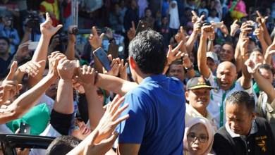Photo of Aroma Kemenangan Sudah Tercium, Sandi: Toko Sebelah Panik, Stres