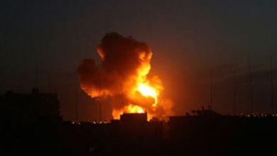 Photo of Pesawat Tempur Israel Serang Gaza