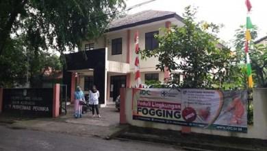 Photo of Pasca Enam Warga Kena DBD, Puskesmas Perwira Gandeng IDC Lakukan Fogging Gratis