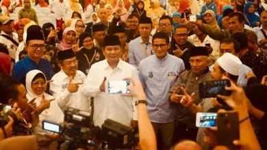 Photo of Prabowo-Sandi Hadiri Konsolidasi Nasional API dan Silaturahim Warga Muhammadiyah