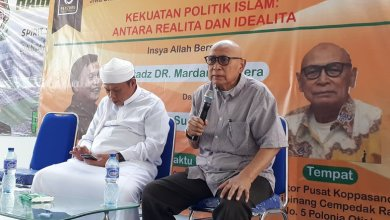Photo of Pengamat Intelijen: Dalam Perjuangan, 'Nafas' Umat Islam Harus Panjang