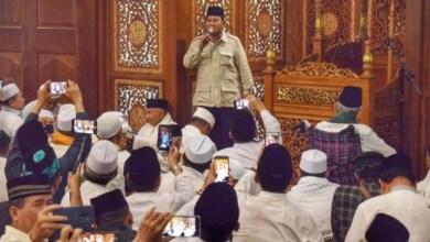Photo of Prabowo ajak Umat Sukseskan Subuh Akbar Indonesia dan Putihkan TPS
