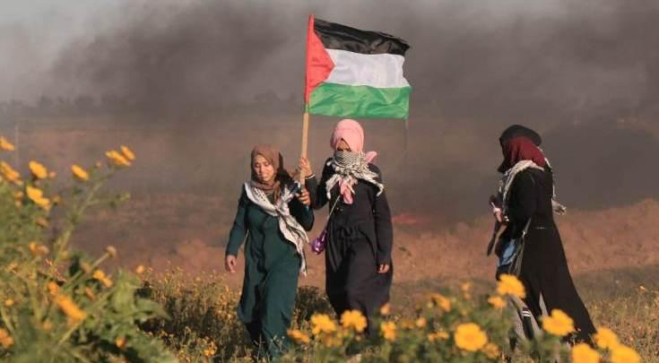 Wanita Palestina di Garis Depan Perlawanan – SUARAISLAM.ID