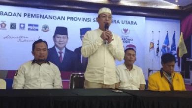 Photo of BPN Sumut: Prabowo-Sandi Menang 60 Persen