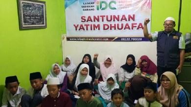 Photo of Laskar Sedekah Barang IDC Santuni Yatim Dhuafa