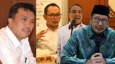 Photo of Empat dari Enam Menteri Jokowi Gagal ke Senayan, Siapa Saja?