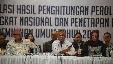 Photo of Tengah Malam, KPU Lebih Awal Umumkan Hasil Rekapitulasi
