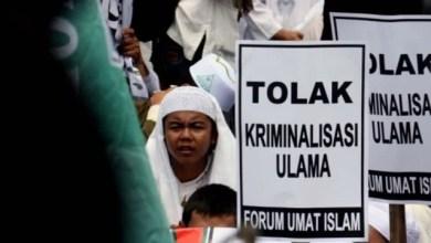 Photo of Ini Ramadhan, Stop Kriminalisasi Ulama!