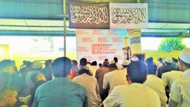 Photo of Seribu Jamaah Ikuti Shalat Idulfitri Majelis Islam Rahmatan lil Alamin Ciracas