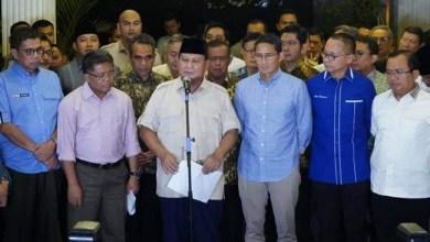 Photo of Ini Pidato Prabowo Usai Gugatannya Ditolak MK