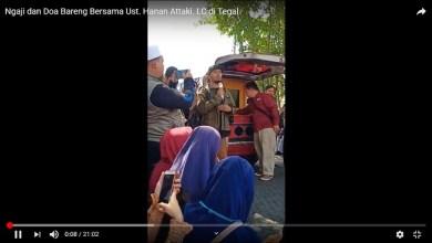 Photo of Pengajian Batal karena Diprotes GP Ansor, Ustaz Hanan Attaki Ajak Jamaahnya Baca Surat Arrahman