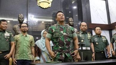 Photo of Tidak Pecat Enzo: Salut dan Hormat kepada KSAD dan TNI