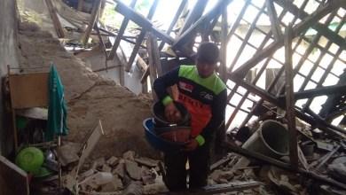 Photo of Sabtu Dinihari, Relawan MRI Terjun Bantu Korban Gempa Pandeglang