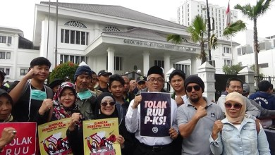 Photo of Aliansi Ruang Riung Tolak RUU P-KS