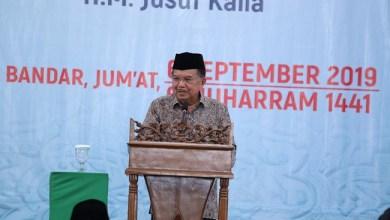 Photo of Wapres JK: Islam di Indonesia Berakar Moderat