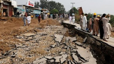 Photo of Gempa Guncang Pakistan, Puluhan Orang Tewas