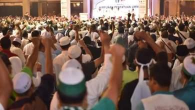 Photo of Puluhan Ribu Massa Hadiri Momen Dua Partai Muslim Bersatu di Malaysia