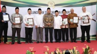 Photo of Kemenag Beri Al-Qur'an Award Tujuh Pengembang Mushaf di Indonesia