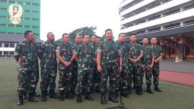 Photo of TNI AD Siapkan Seluruh Kekuatan untuk Amankan Pelantikan Presiden