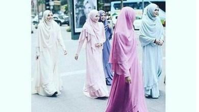 Photo of Ini Bahan Jilbab yang Sesuai Saat Cuaca Panas